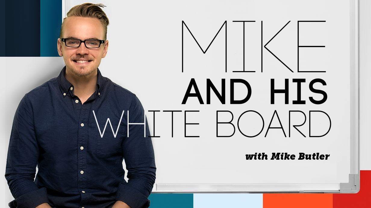 Mike And His Whiteboard hero image