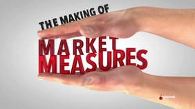 The Making of Market Measures
