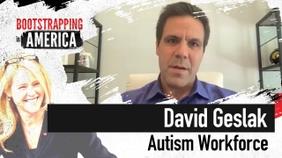 David Geslak of Autism Workforce