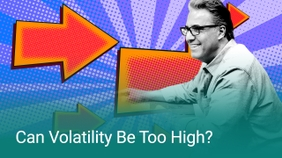 Can Volatility Be Too High?