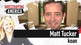Matt Tucker of Koan