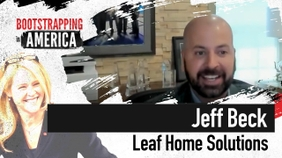Jeff Beck of Leaf Home Solutions