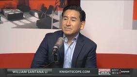 William Santana Li of Knightscope