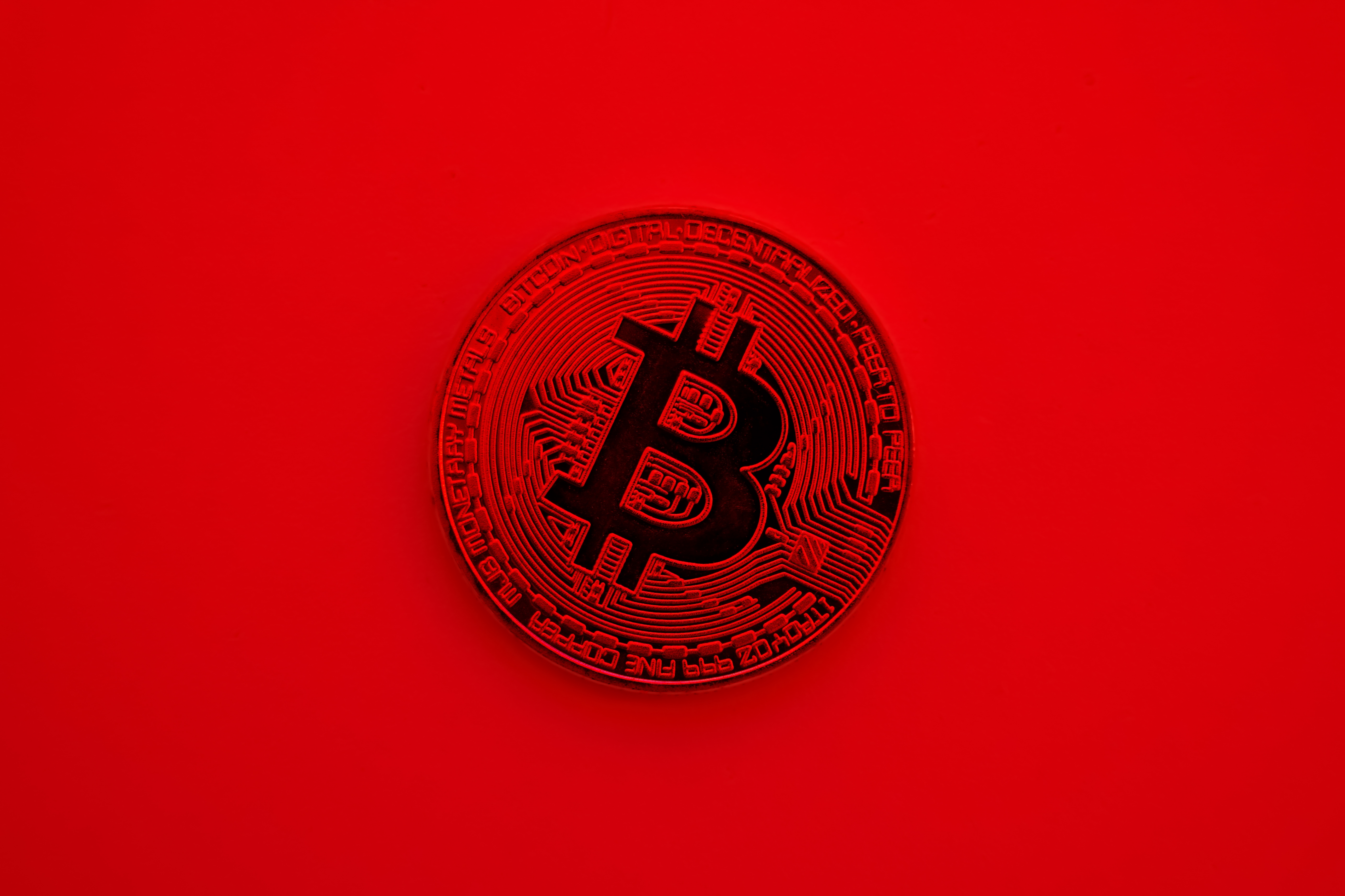 Red Bitcoin