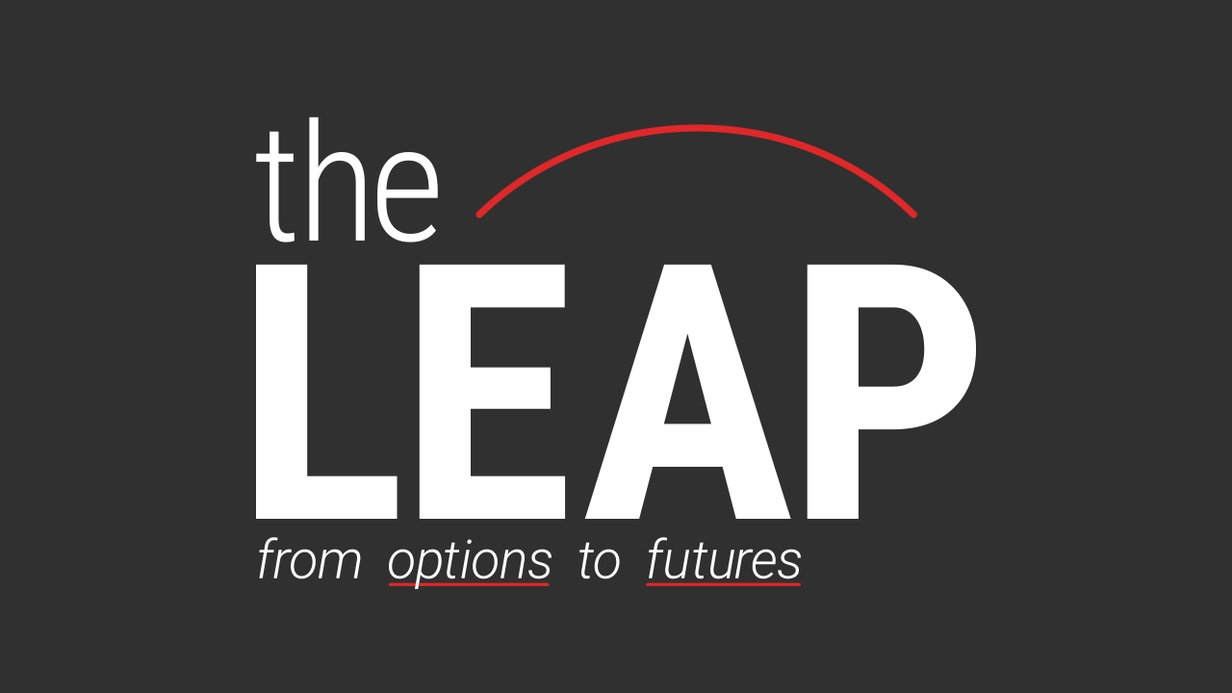 The Leap: From Options to Futures hero image