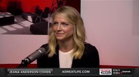 Jeana Anderson Cohen of aSweatLife