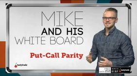 Options | Put-Call Parity