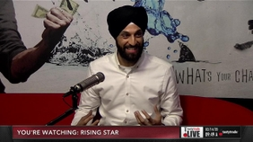 Meet Harvinder D., tastytrade's Newest Rising Star!