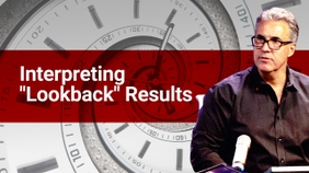 Interpreting lookback Results
