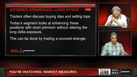 Covered Strangles: Long Stock