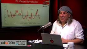 IV Mean Reversion
