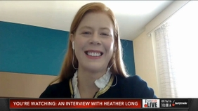 Interview With Heather Long