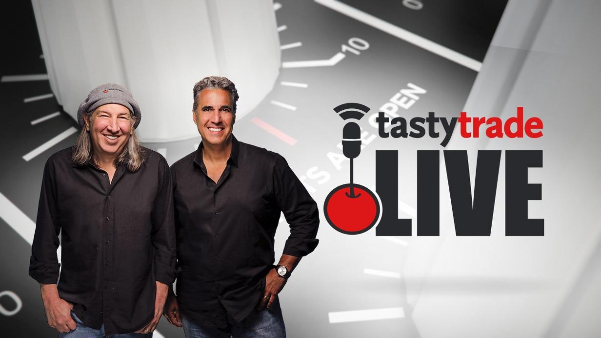 tastytrade LIVE hero image