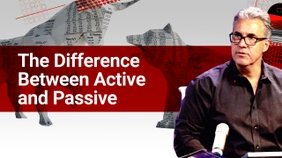 The Difference Between Active and Passive