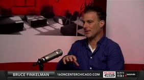 """Bruce Finkelman of 16"""" on Center"""