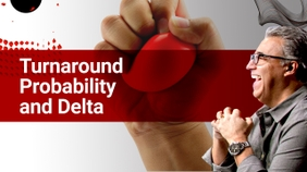 Turnaround Probability and Delta