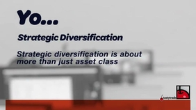 Strategic Diversification