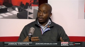 Jamaal Crayton of Zero Wearables