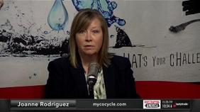 Joanne Rodriguez of Mycocycle
