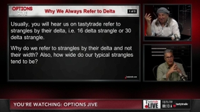 Why We Always Refer to Delta
