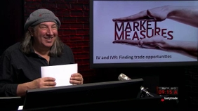 IV and IVR | Finding Trade Opportunities