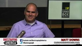 Matt Downs of Sandbox Industries