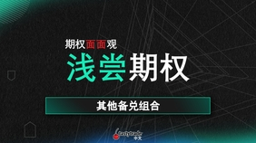 Other Covered Options Strategies 其他备兑组合
