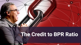 The Credit To BPR Ratio