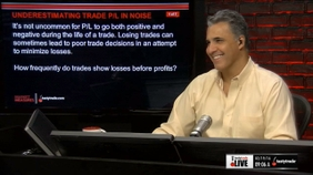 Underestimating Trade P/L In Noise