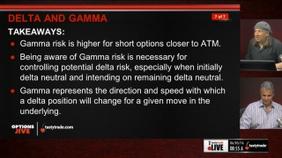 Delta and Gamma