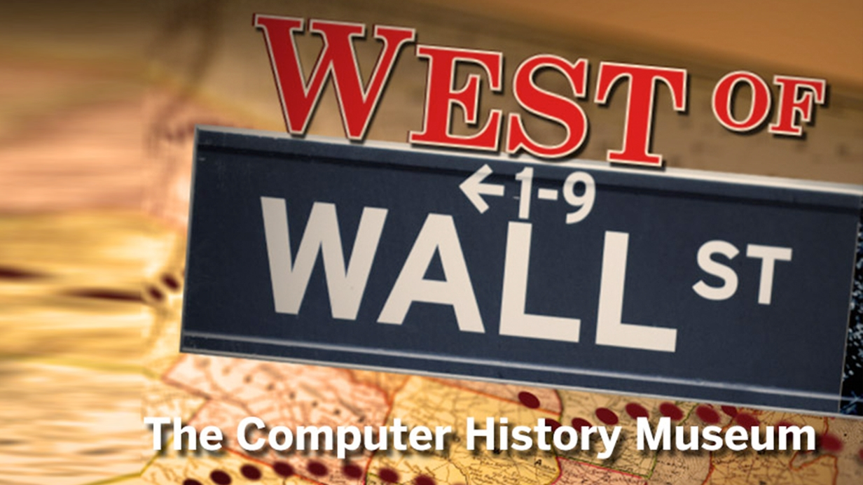 Computer History Museum hero image