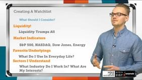 Creating A Watchlist