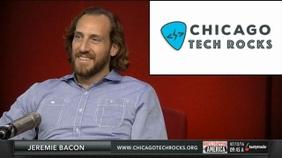 Jeremie Bacon of Chicago Tech Rocks
