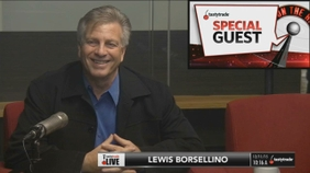 Q&A With Lewis Borsellino