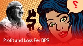 Profits and Loss Per BPR