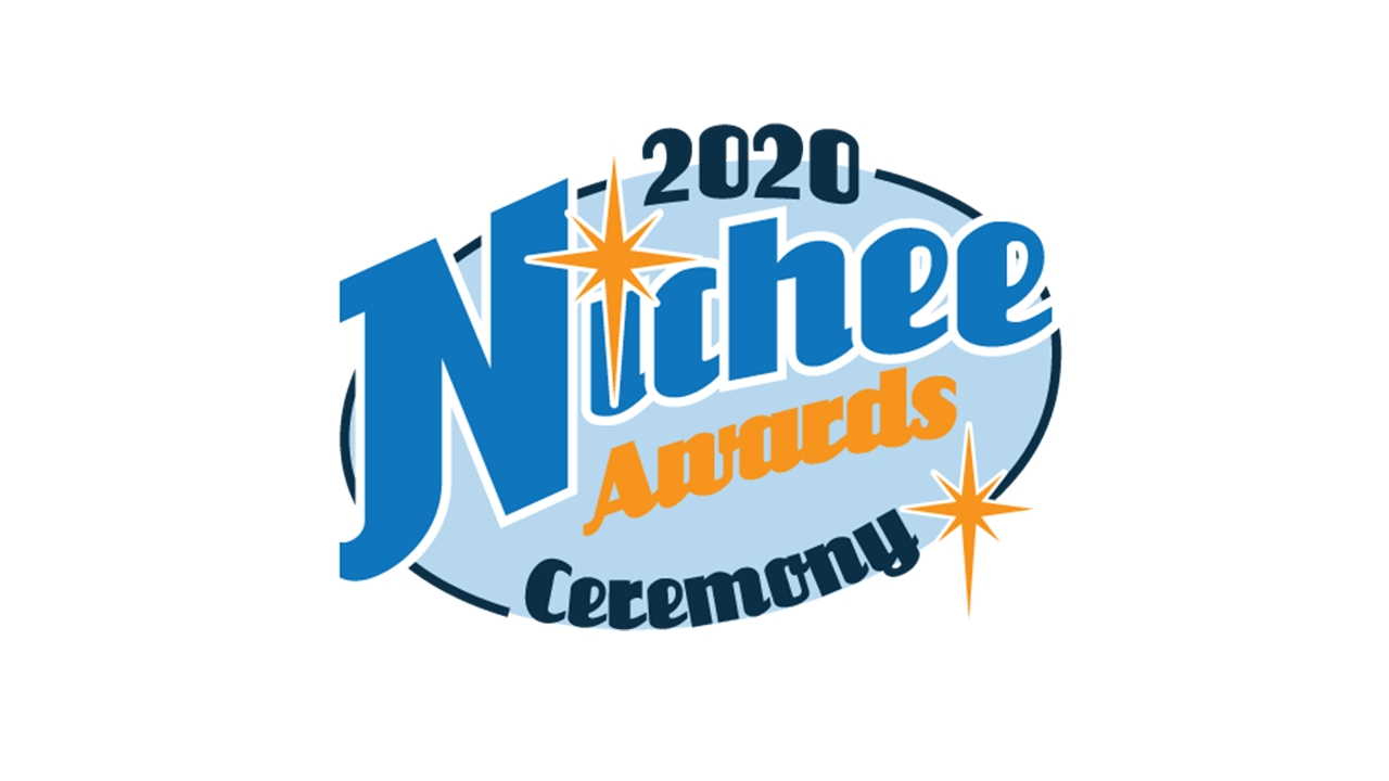 Logo for the 2020 Nichee Awards Ceremony