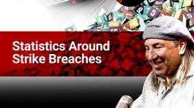 Statistics Around Strike Breaches