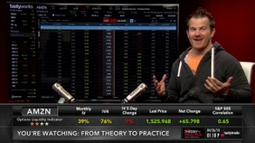 4/26/18: Portfolio Analysis – SBUX & AMZN Earnings