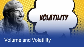 Volume and Volatility