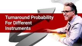 Turnaround Probability For Different Instruments
