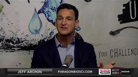 Jeff Aronin of Paragon Biosciences