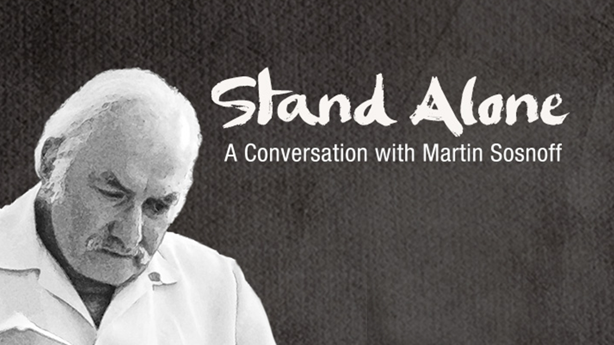 Stand Alone: A Conversation with Martin Sosnoff hero image