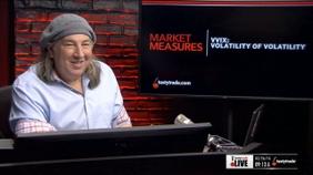VVIX:  Volatility Of Volatility