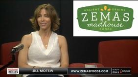 Jill Motew of Zemas Madhouse Foods