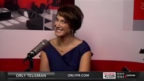 Orly Telisman of Orly Telisman Public Relations Inc.