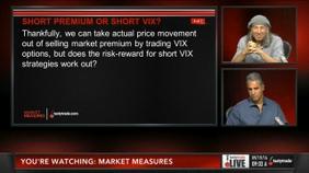 Short Premium or Short VIX?