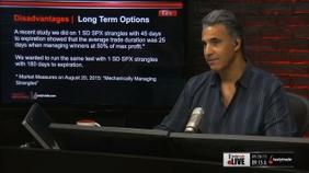 Disadvantages    Long Term Options