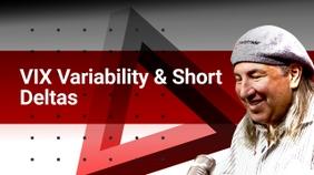 VIX Variability & Short Delta