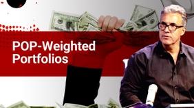 POP-Weighted Portfolios