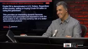 Dollar & Crude Oil  | Messy Breakup On The Horizon